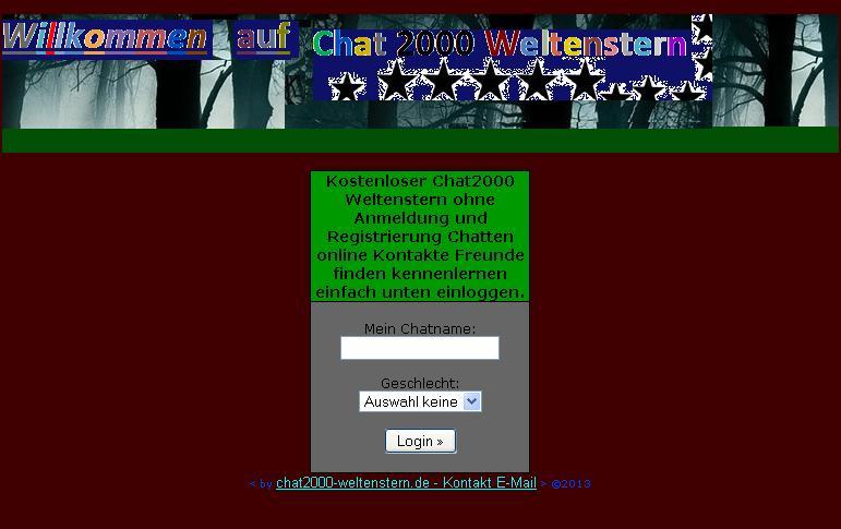 chat ohne anmelden 2000
