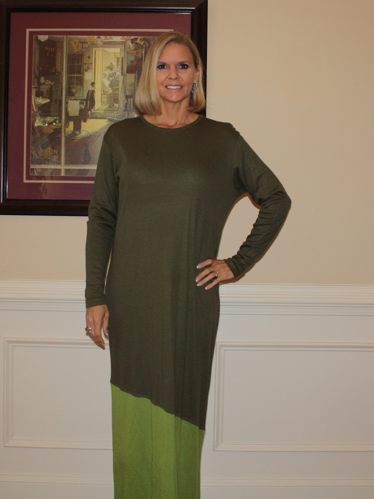 Make A Sweater Into A Dress 50