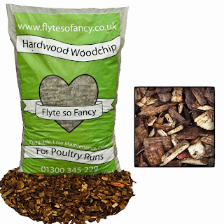 Woodchip for Poultry Pens