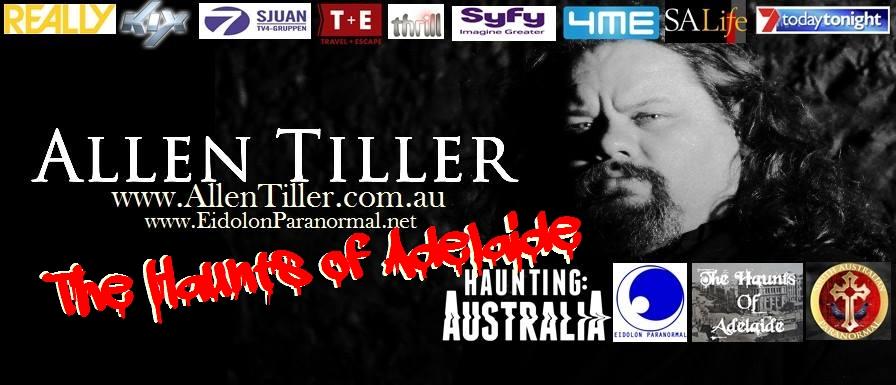 The Haunts Of Adelaide