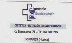 FARMACIA GARRIDO MARIN