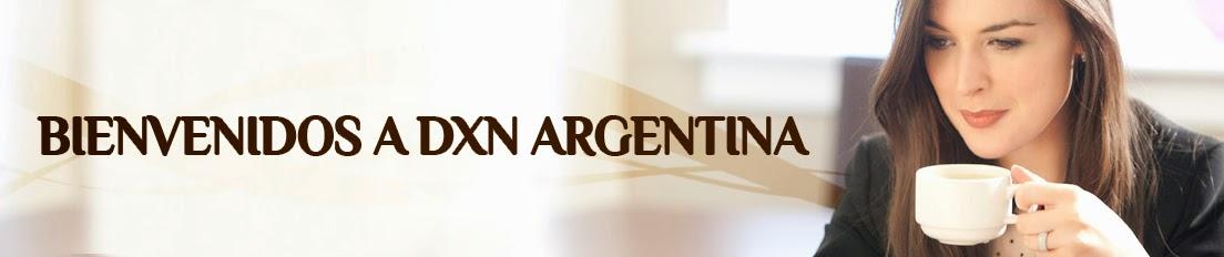 BIENVENIDOS A DXN ARGENTINA