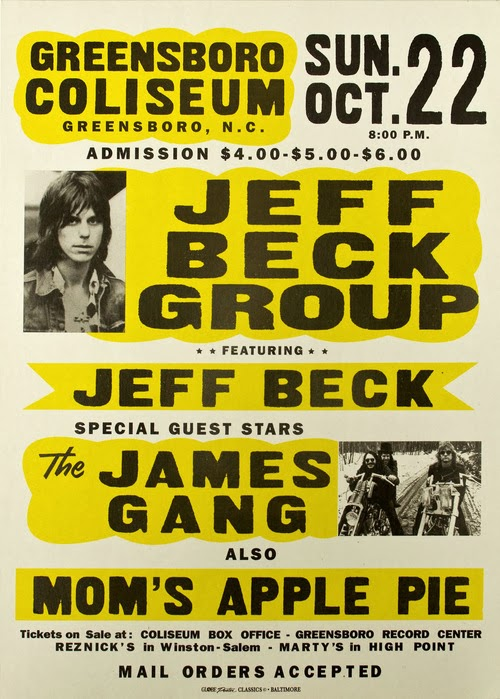 Jeff Beck Group, 1970