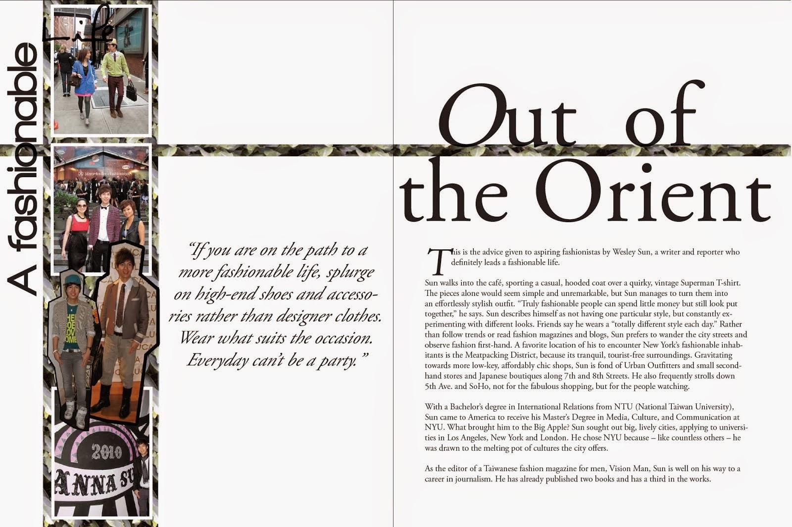 NYCHIC Magazine USA