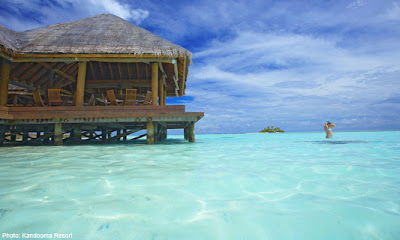 Honeymoon at Luxury resorts