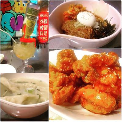 【食】街角藏着的韓式炸雞店*佐敦 Haru Haru 하루하루