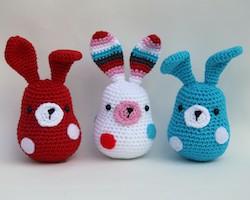 Easy Amigurumi Crochet Patterns For Beginners : 2000 free amigurumi patterns: bunny fluff a free amigurumi crochet