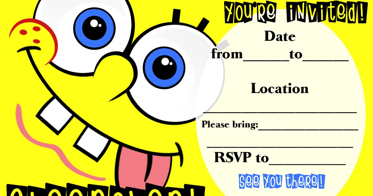 invitations for sleepover party, Invitation templates
