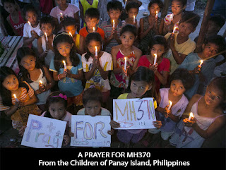 MH 370 Phillipines Children