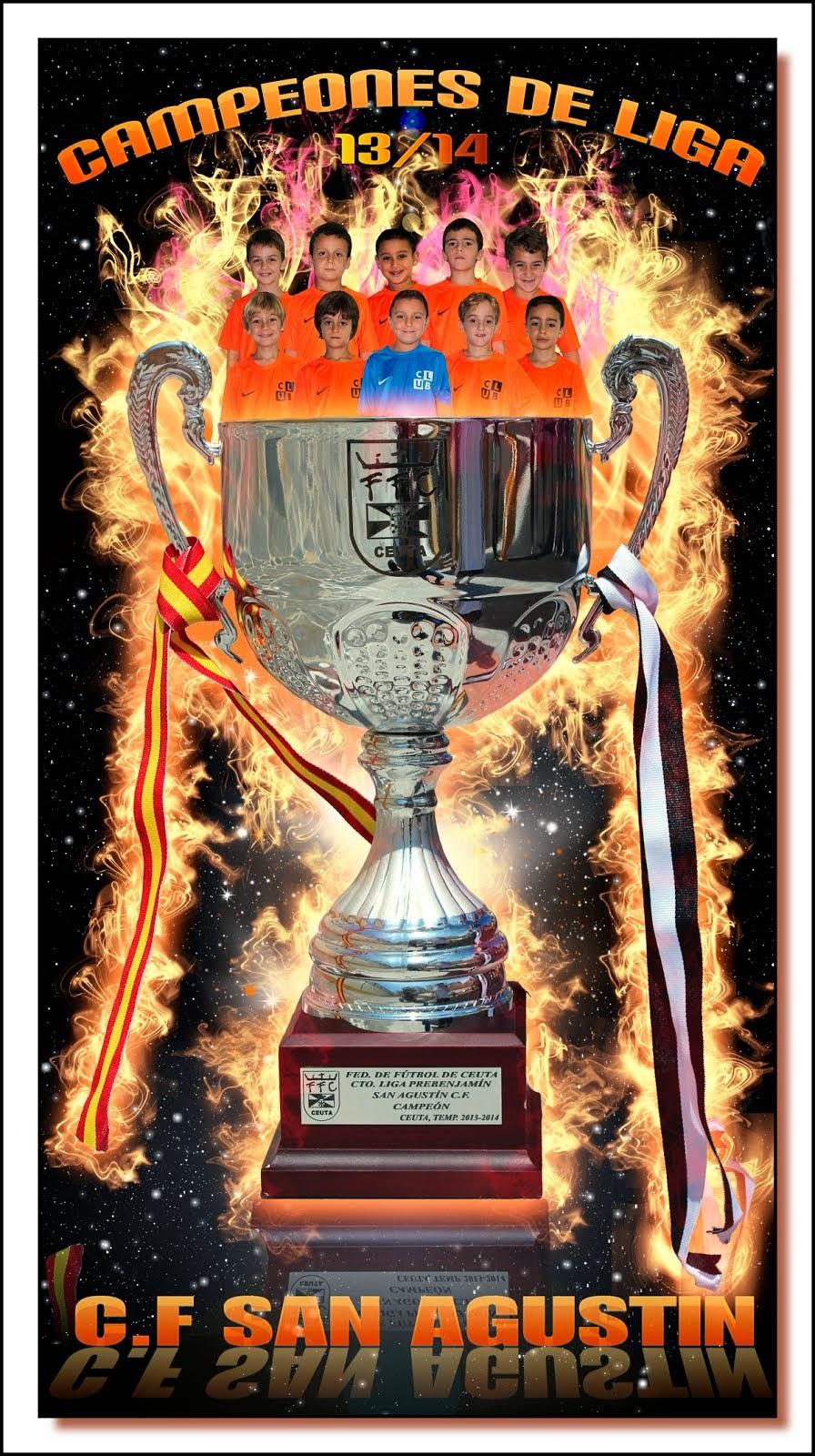 Campeones de Liga
