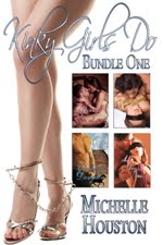 Kinky Girls Do ~ Bundle One