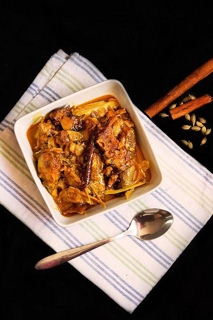 fish head curry recipe bengali rosha recipe
