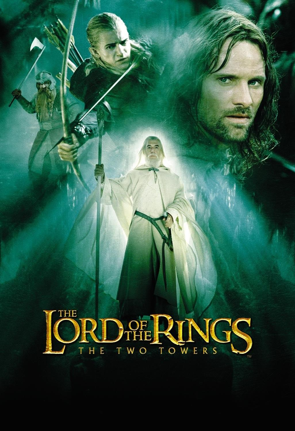 the two towers The lord of the rings: the two towers daily box office results.