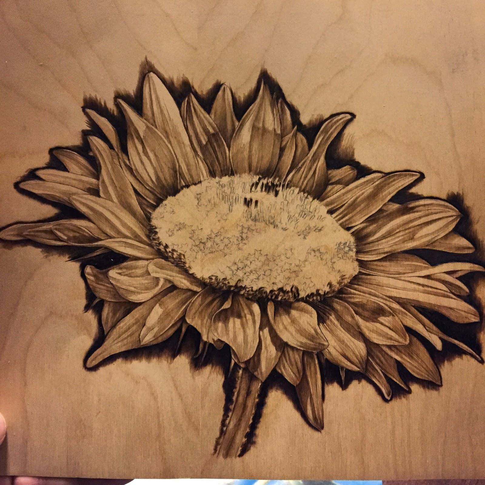 My Pyrography: Pyrography Art by Adin Begic - Wood-Burning ...