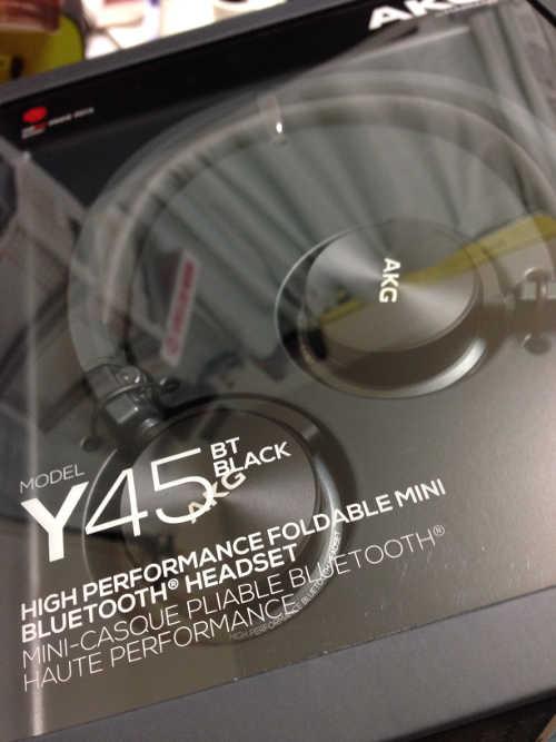 Y45BT パッケージ
