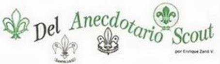 El anecdotario Scout