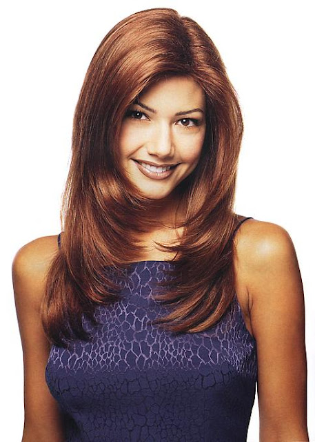 Layered hairstyles- Layered haircuts