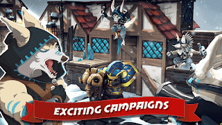 Lionheart Tactics v1.5.3 Apk Data
