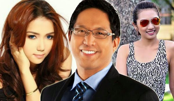 Paolo Bediones Scandal Video: China Roces, Helen Grace