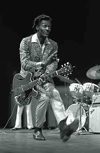 Chuck Berry: Jo Jo Gun
