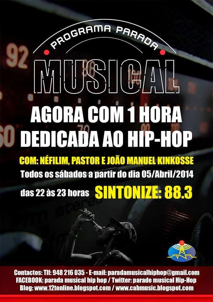 Parada musical Hip-Hop