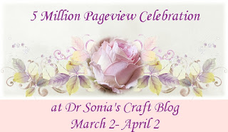 Dr.Sonia Giveaway :)