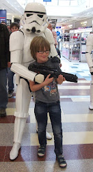 Me and the stormtrooper
