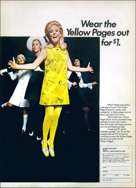 the 60s u0026 39  paper dresses