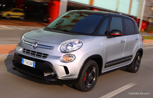 Fiat 500L Trekking Euro Version