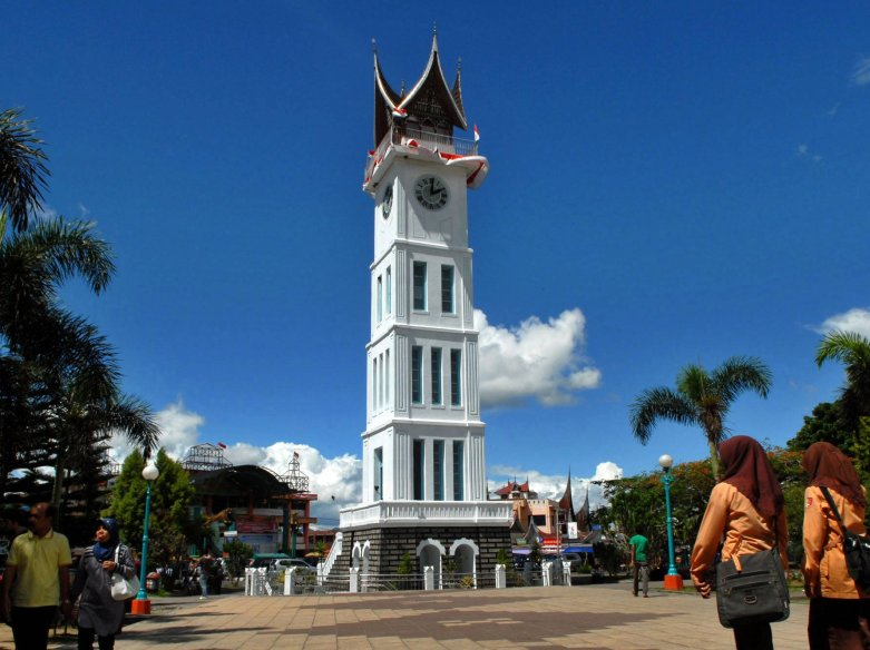 Indonesia Tourism Guide: Bukittinggi Indonesia tourism