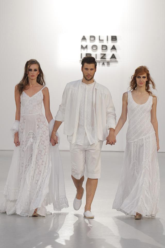 Adlib look - Pasarela CosturaEspaña