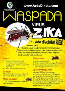 Waspadai Virus Zika