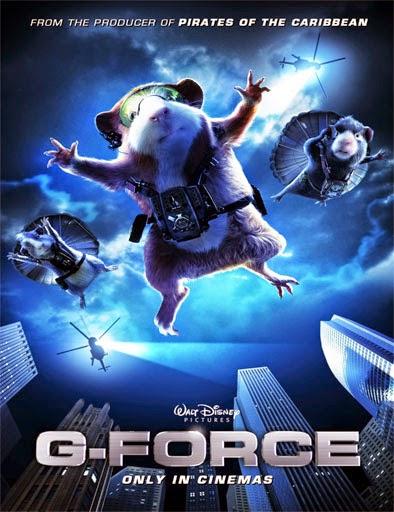 Ver G-Force: Licencia para espiar (2009) Online