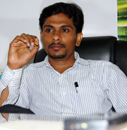 Architect Sudheesh Vayaneri