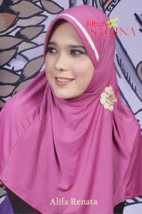 Saqina Alifa Renata - Fuchia (Toko Jilbab dan Busana Muslimah Terbaru)