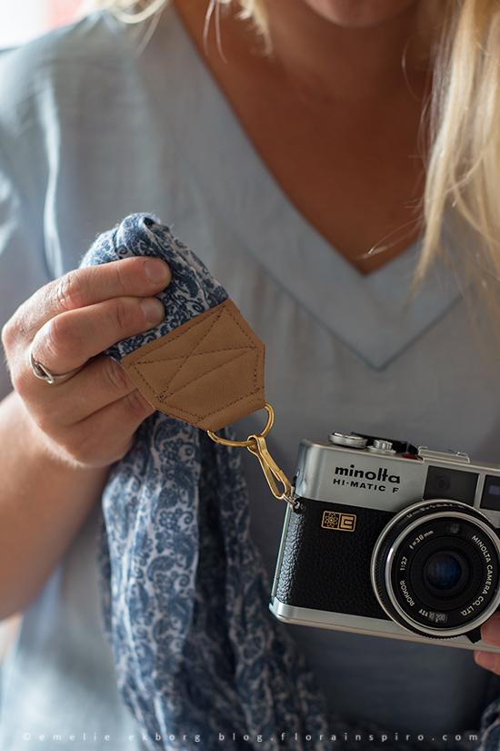 give away, utlottning, camera strap, camera strap scarf, kamerarem, kamerarem av scarf, give away camera strap, utlottning kamerarem
