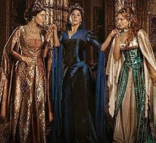 Muhteşem Yüzyıl Kıyafetleri