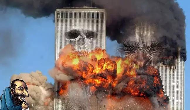 11η Σεπτεμβρίου 2001:  Οι εβραιομασονοι δολοφονούν  3.000 ανθρώπους χωρίς ενδιαμέσους και τύψεις ετσι ηταν παντα και ετσι θα ειναι!!!