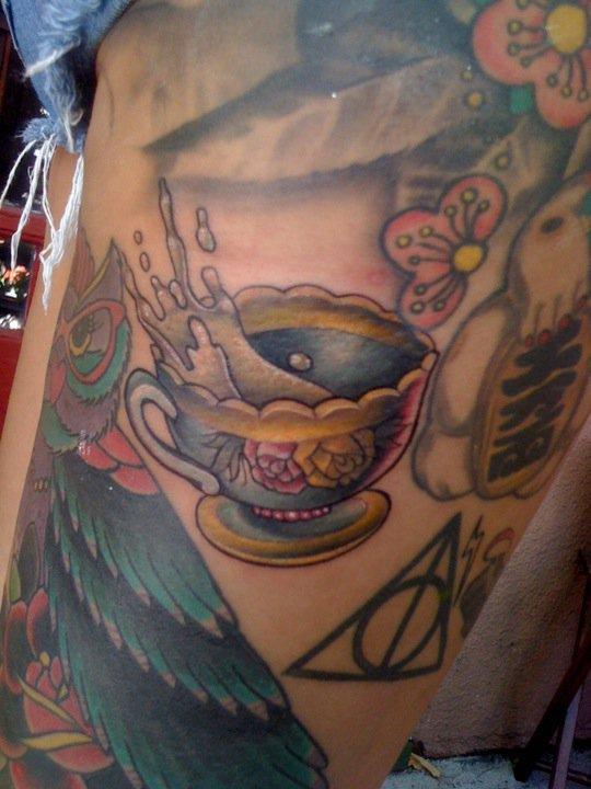 Christine 39 s tattoos february 2013 for Top tattoo victoria tx