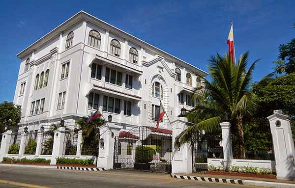 Malacañang New Executive Building