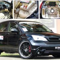 Honda All New CRV '07 : Ngeblend Semuanya