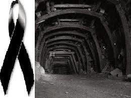 NUESTRO DOLOR Y CONDOLENCIAS  a toda la minería y a las familias de los seis mineros muertos...