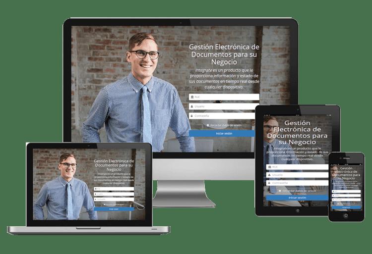 Sistema de Gestión Electrónica de Documentos con Firma Digital - INTEGRATE