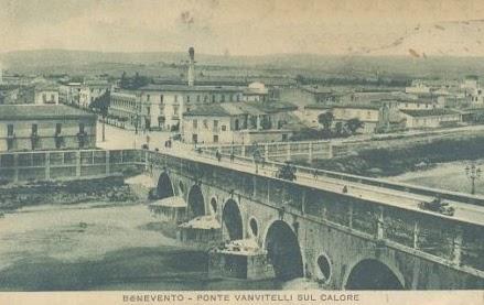 Benevento c 39 era una volta benevento foto ponte for Camino sul ponte rialzato