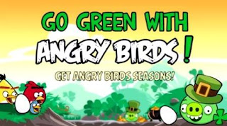 Screenshot Angry Birds Season PC GAme