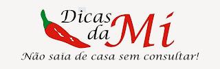 """logo """"Dicas da Mi"""""""