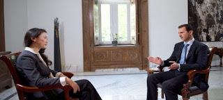 Απίστευτες καταγγελίες Ασαντ: Ερντογάν-Νταβούτογλου στηρίζουν προσωπικά το ISIS