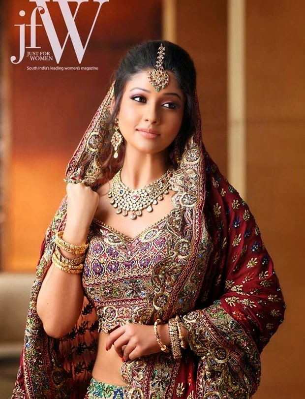 jfw magazine 2013 stills cute stills of nayanthara for jfw magazine