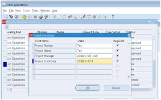 oracle projects Facilitate your database development process with the help of database projects features in dbforge studio for oracle try free professional trial.