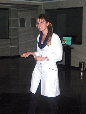 Aline Von Gal - Nutricionista Spa Med